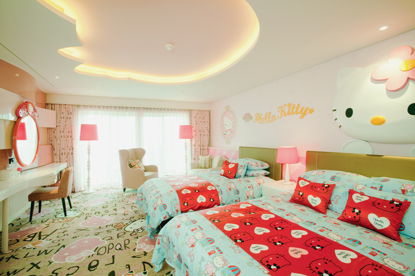 Cool Great To Kimichi Land With Chambre Complete Hello Kitty With Chambre  Hello Kitty Bebe