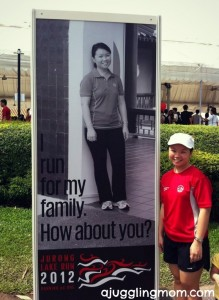 Jurong lake Run 2012 05