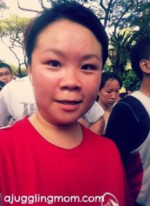 Jurong lake Run 2012 06