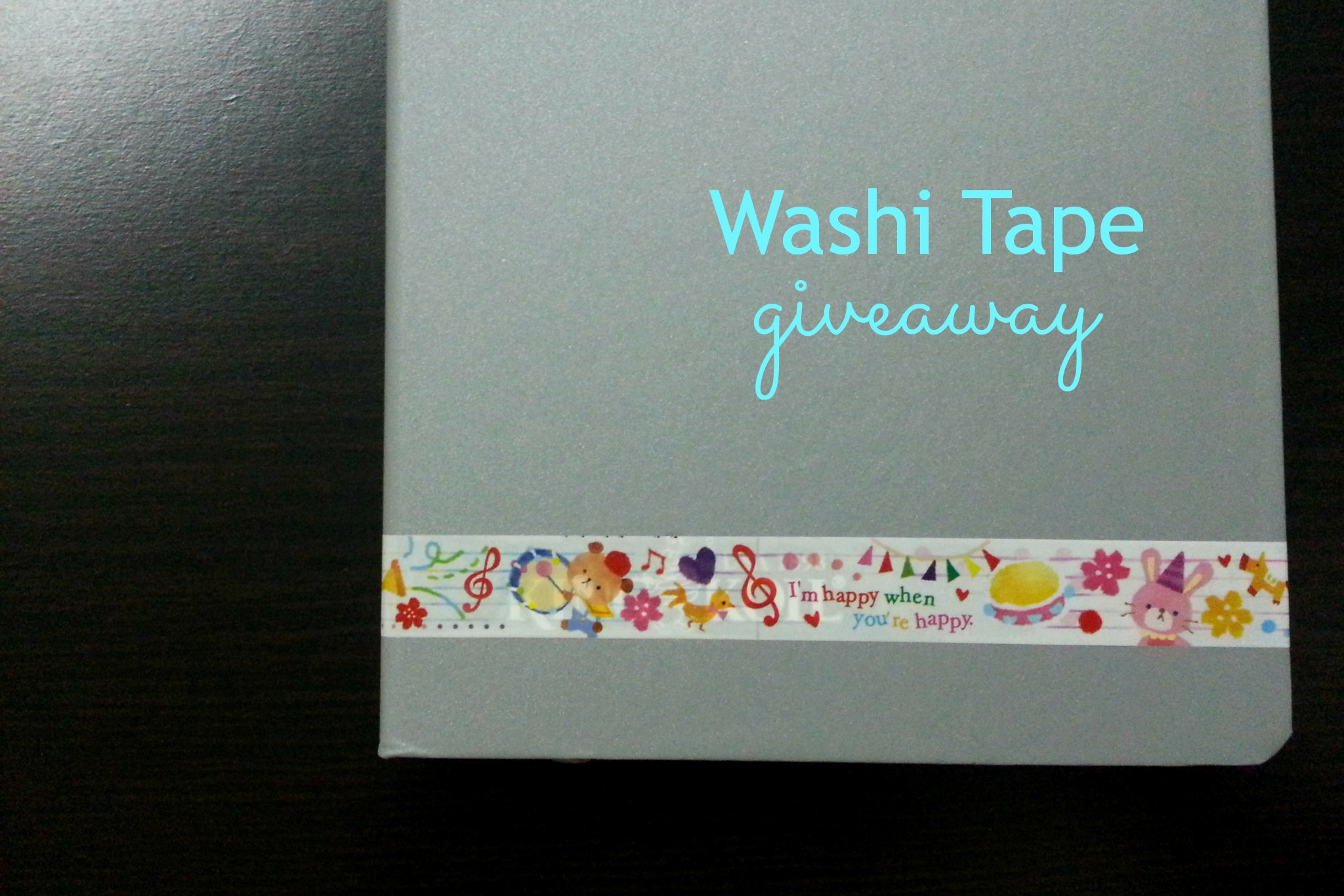 Washi Tape Giveaway A Juggling Mom