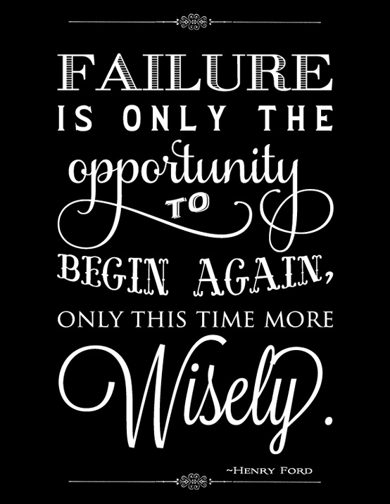 Inspirational Quotes About Failure: Quote-failure-henry-ford