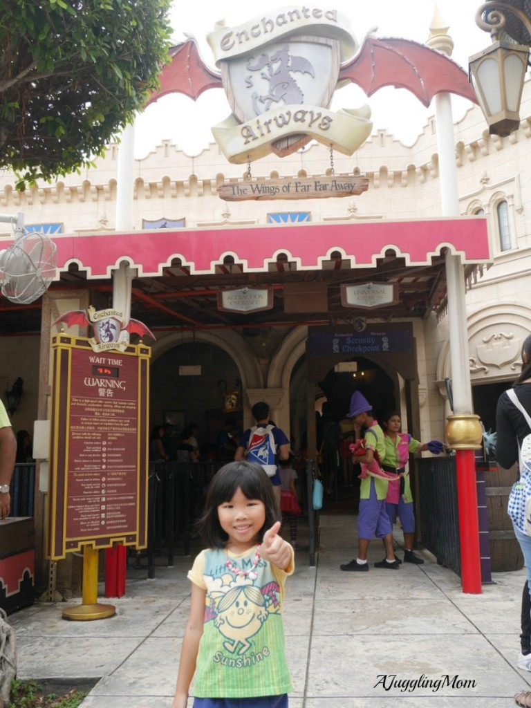 Universal Studios Singapore 16