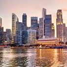 Singapore-skylline