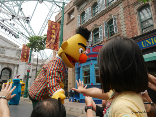 Universal Studios Singapore 07