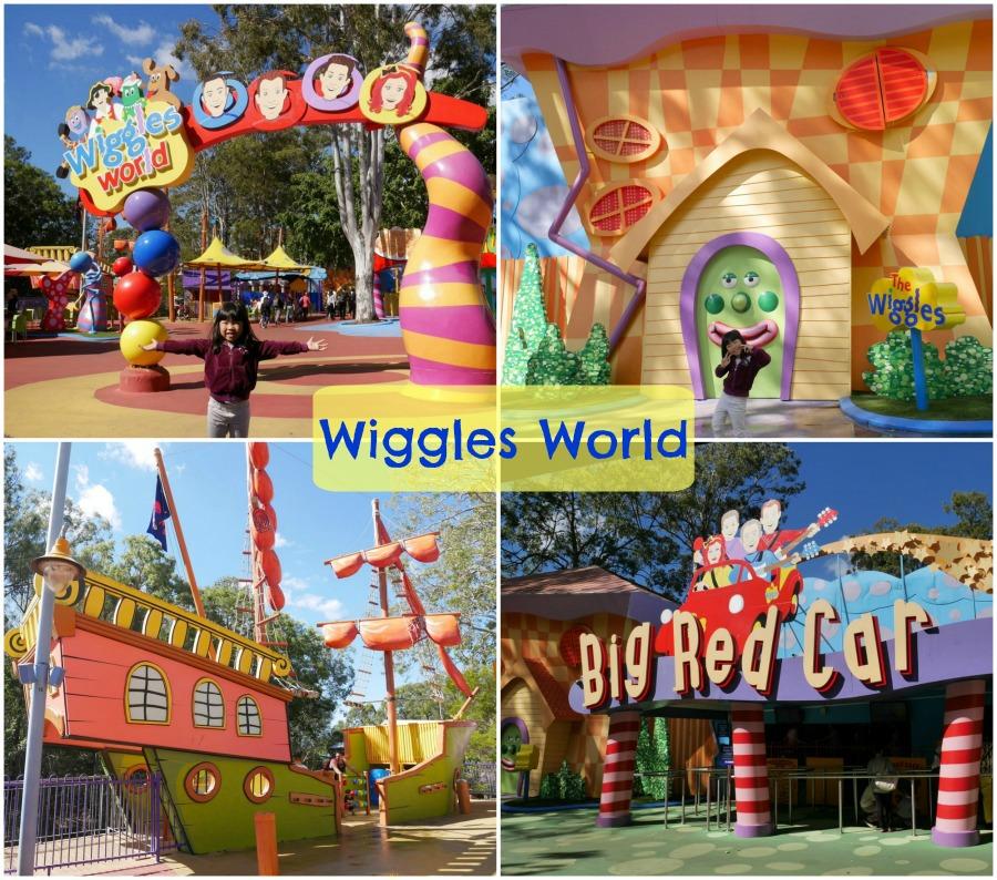 Dreamworld Wiggles