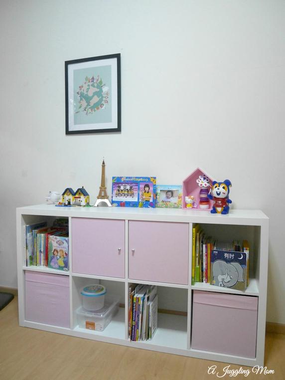 Small Bookshelf For Baby Room