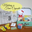 Making a time capsule 01
