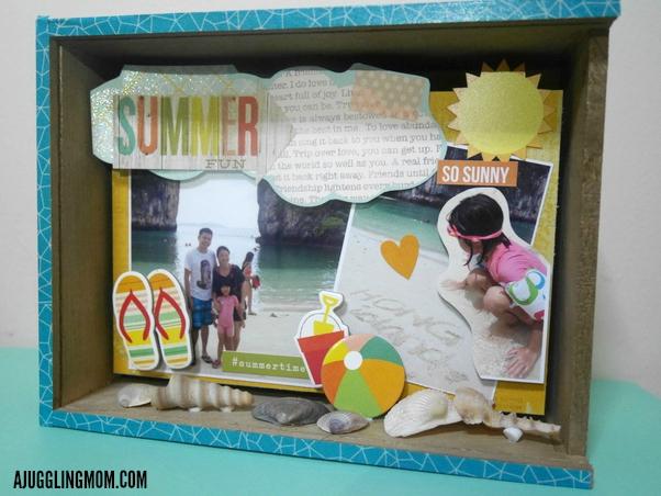 Vacation memory box 03