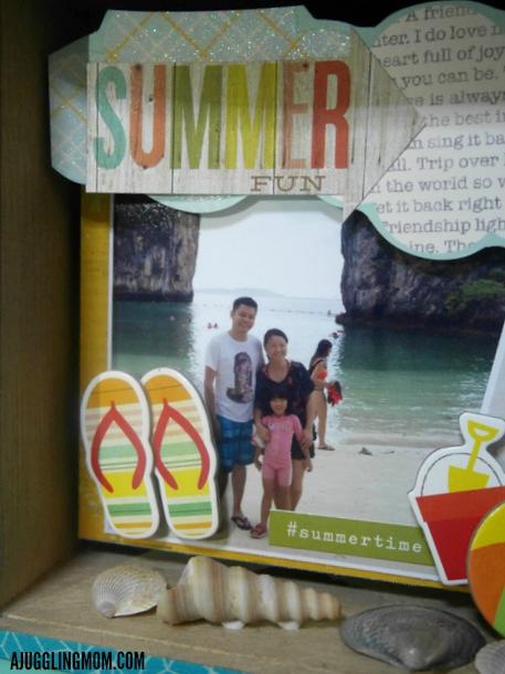 Vacation memory box 05