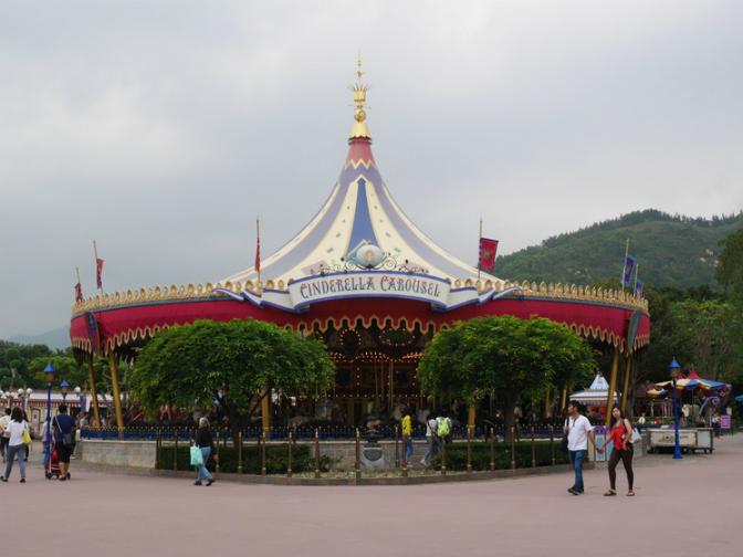 Hong Kong Disneyland 10