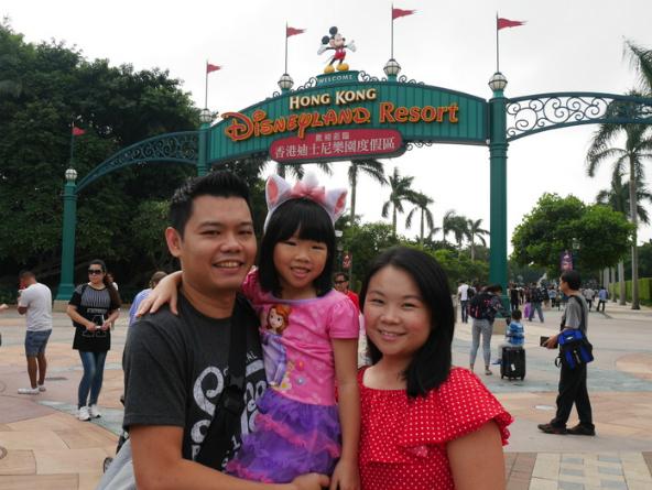 Hong Kong Disneyland 02
