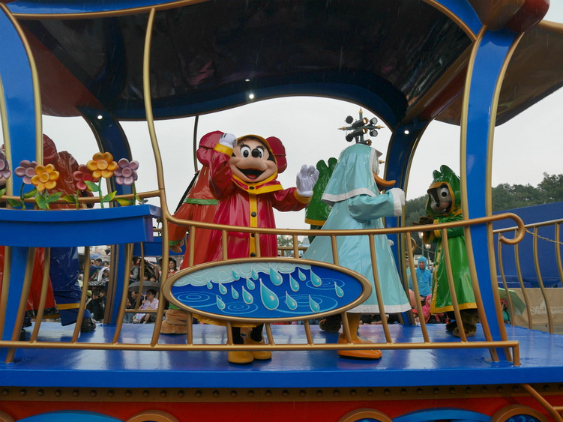 Hong Kong Disneyland 30