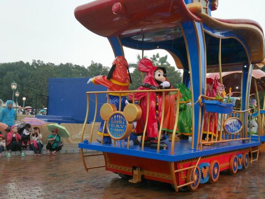 Hong Kong Disneyland 31