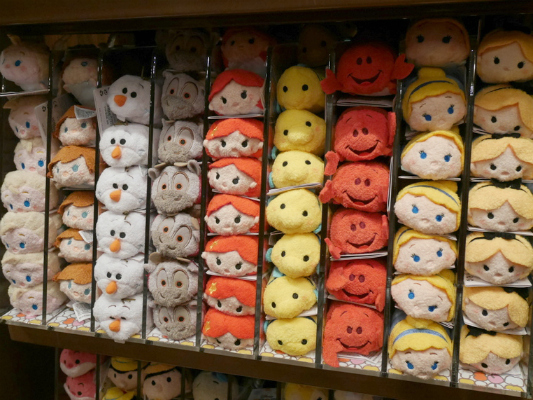 Hong Kong Disneyland 41
