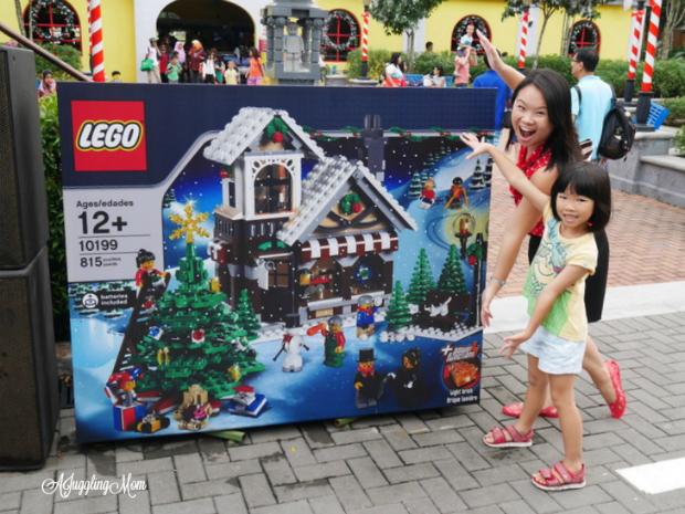 Legoland Christmas 24