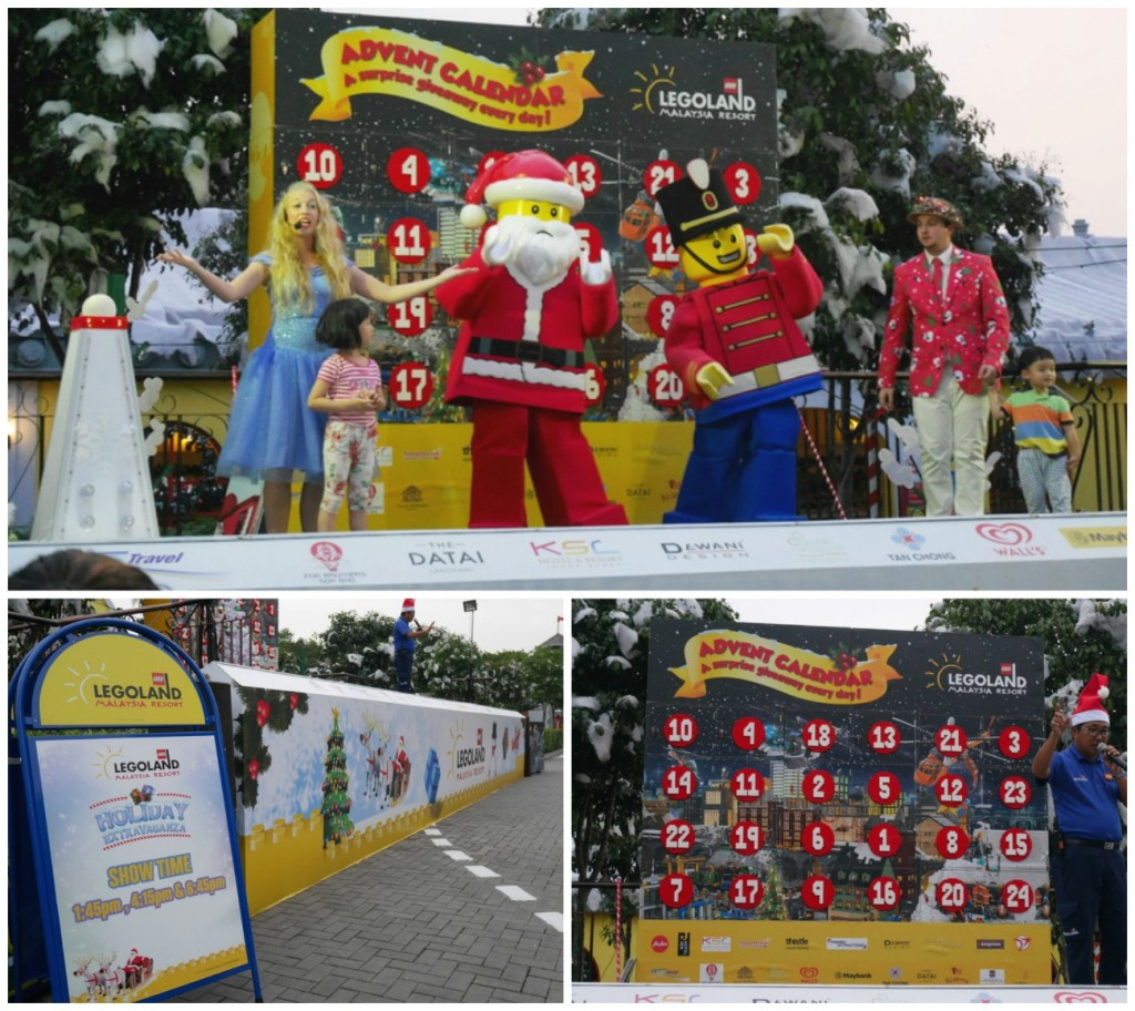 Legoland Christmas 25