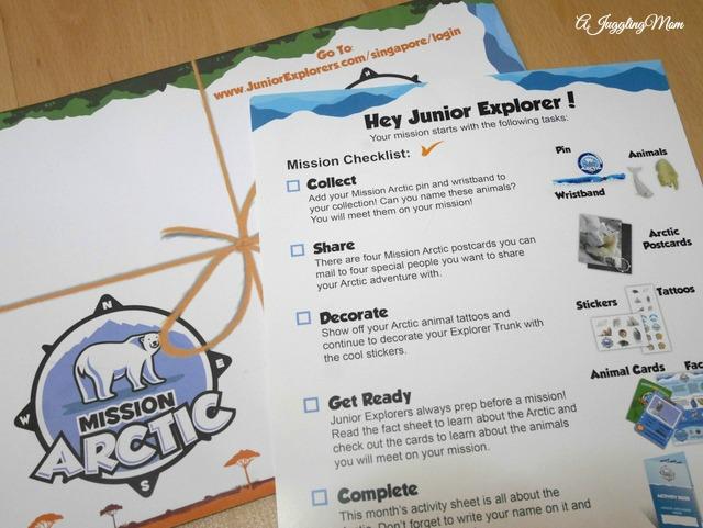 Junior Explorers 01