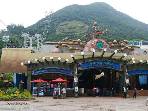 Ocean Park 01