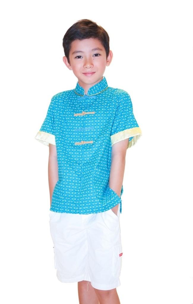 Little Qipao 01