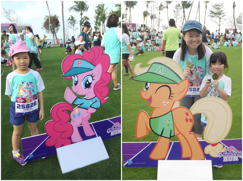 My Little Pony Friendship Run 07 - A Juggling Mom