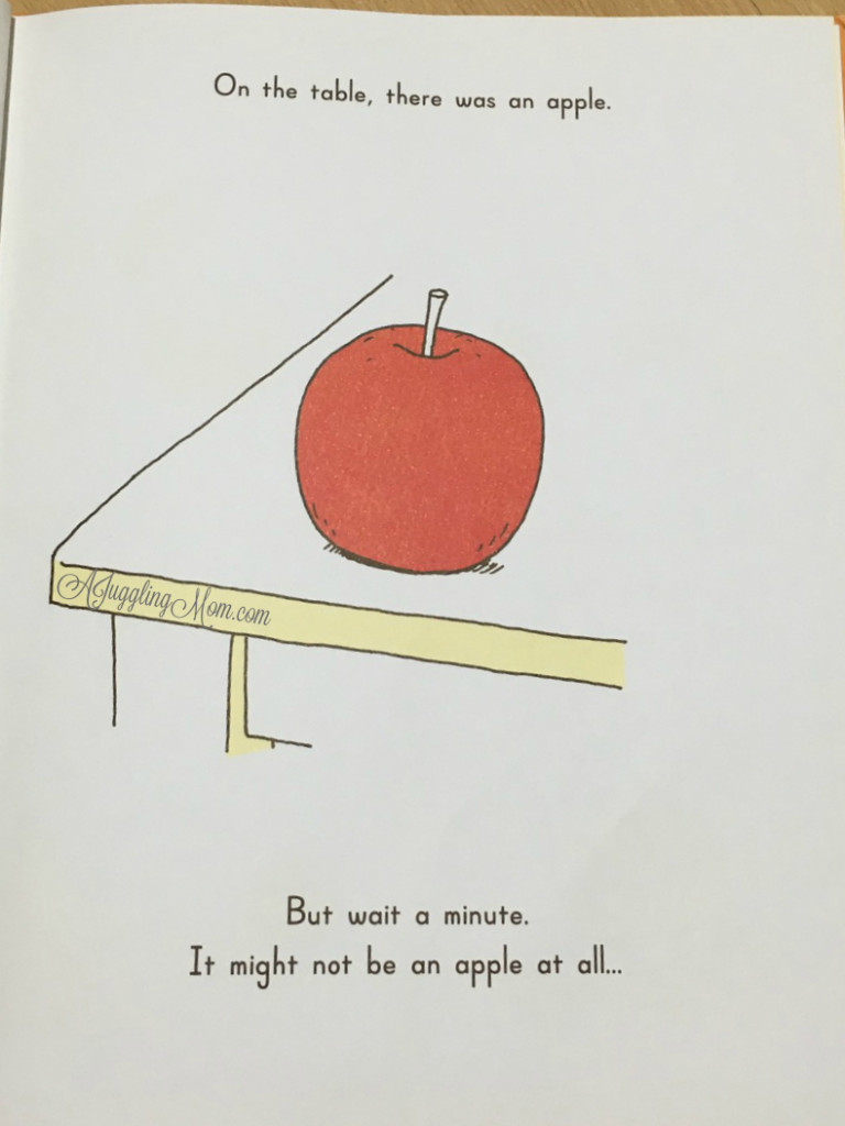 It might be an apple 02
